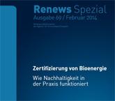 Zertifizierung von Bioenergie