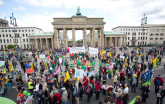 29.11.2015: Global Climate March Berlin